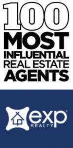 100 Most Influential Real Estate Agents with eXp Realty